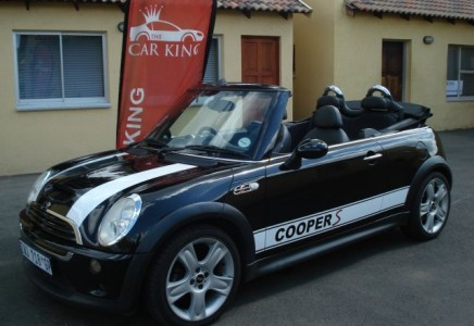 Audi R7 Convertible http://usedcarforsale.co.za/?listing=2005-mini-cooper-s-convertible